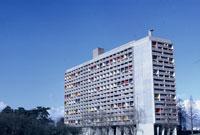 La cité radieuse en 1961